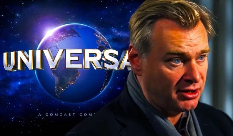 El enorme acuerdo de Nolan con Universal podría reinventar los éxitos de taquilla después de Pandemia