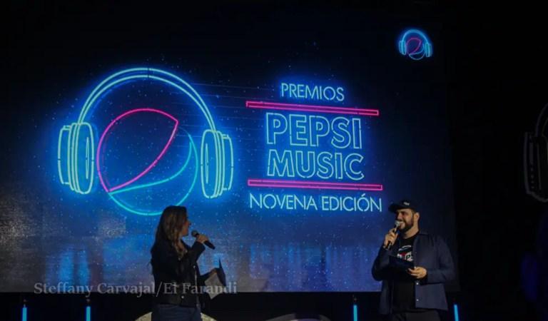 El 25 de septiembre será la novena edición de los Premios Pepsi Music [VIDEO]