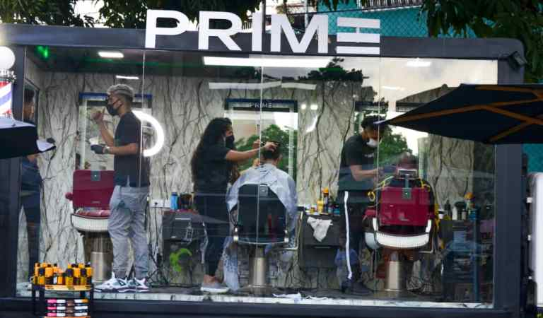 Marcando la diferencia: Prime Stilo, la primera barbería rodante en Venezuela