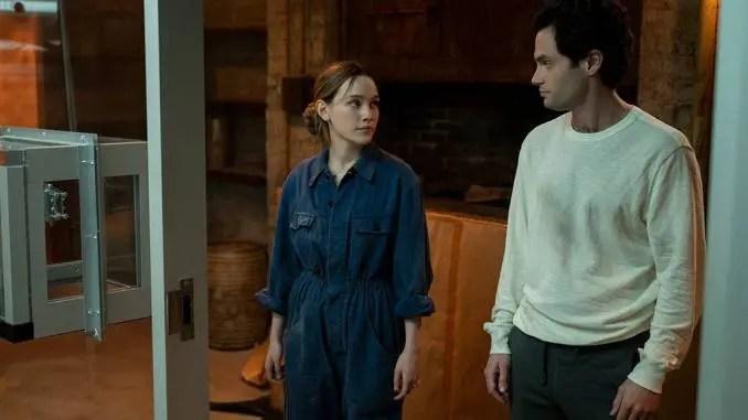 La imagen de la tercera temporada de YOU da un nuevo vistazo al nuevo vecino de Joe y Love