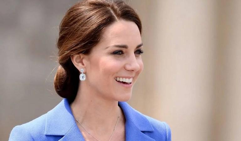 ¡Corren los rumores! Kate Middleton podría estar en a dulce espera de su cuarto hijo