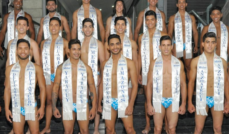 Mister Handsome Venezuela presentó los candidatos de la edición 2021 🏆🇻🇪
