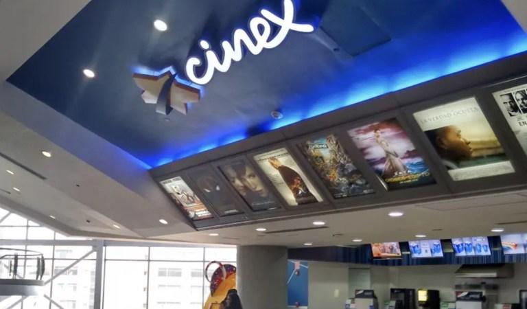 Ordenaron el cierre de salas Cinex en centros comerciales de Caracas 🎟🍿