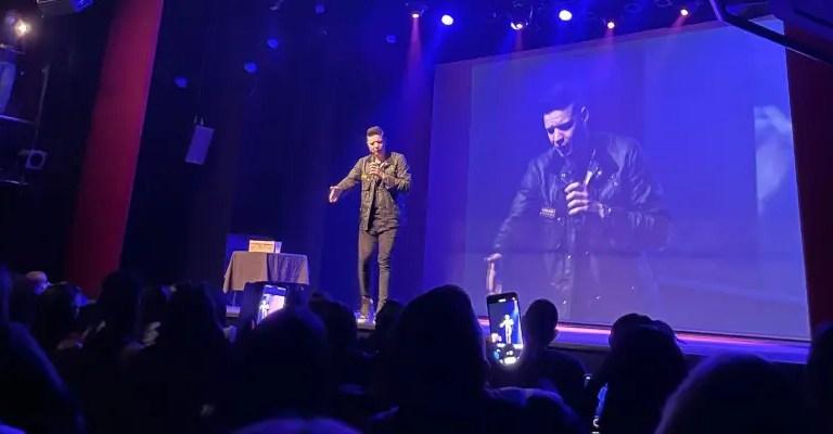 Con su «Bendecida Tour»: Marko triunfó en Europa
