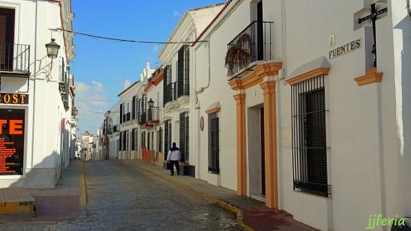 LEER EL PAISAJE: Calle de la Fuente