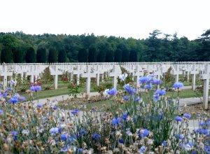 Cementerio de Deuaumont.