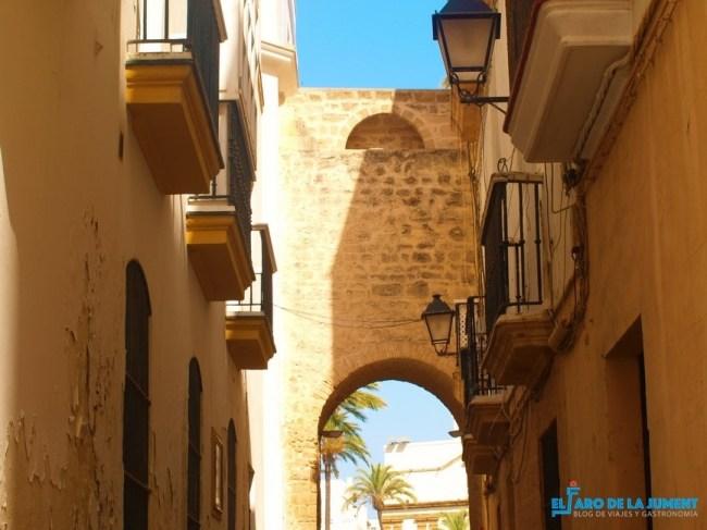 Barrio del Pópulo, Cádiz