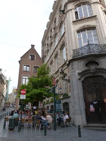 Barrio del Manneken Pis