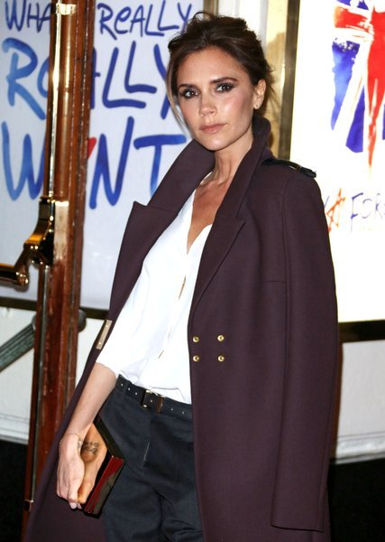 Victoria Beckham - who is she - Posh Pice, designer, model, mother or just perfect woman?