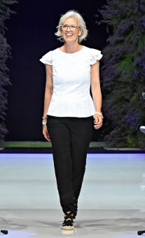 "Fashion Week Berlin: Marc Cain Frühling / Sommer Kollektion 2018 unter dem Motto ""Private Garden""Fashion Week Berlin: Marc Cain Frühling / Sommer Kollektion 2018 unter dem Motto ""Private Garden"""