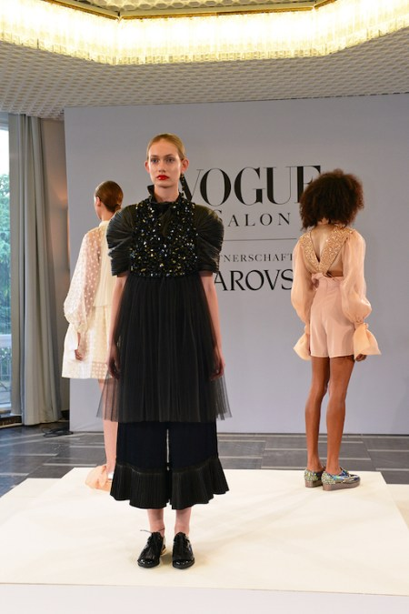 VOGUE Salon und VOGUE Salon Soirèe im Rahmen der Fashion Week in Berlin