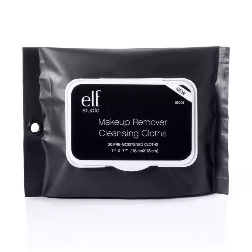 e.l.f. – Makeup Remover Cleansing Cloths 01