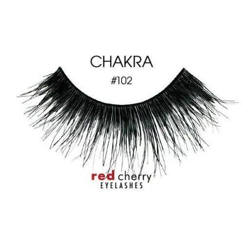 Red Cherry Lashes Style #102 (Chakra) 01