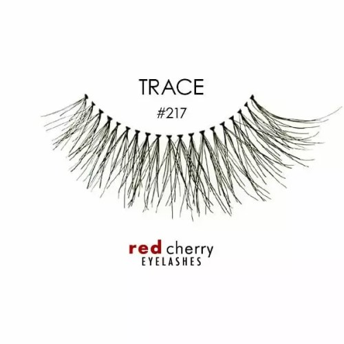Red Cherry Lashes Style #217 (Trace) 01