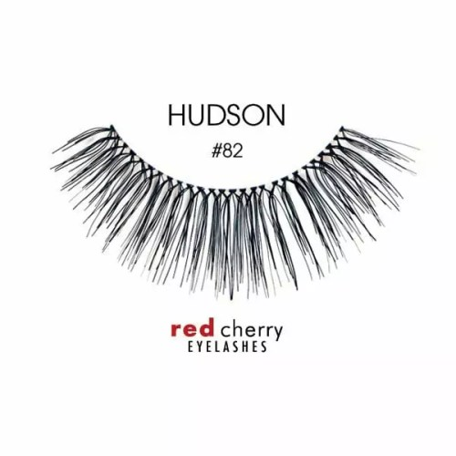 Red Cherry Lashes Style #82 (Hudson) 01