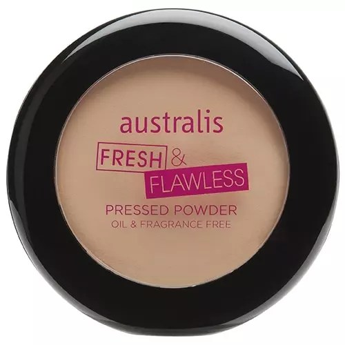 Australis - Fresh And Flawless Pressed Powder
