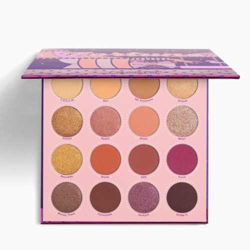 Colourpop - Pressed Powder Shadow Palette, Fortune 1