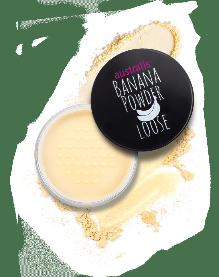 Loose Banana Powder