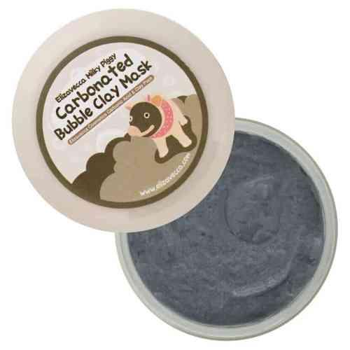 Elizavecca, Milky Piggy Carbonated Bubble Clay Mask