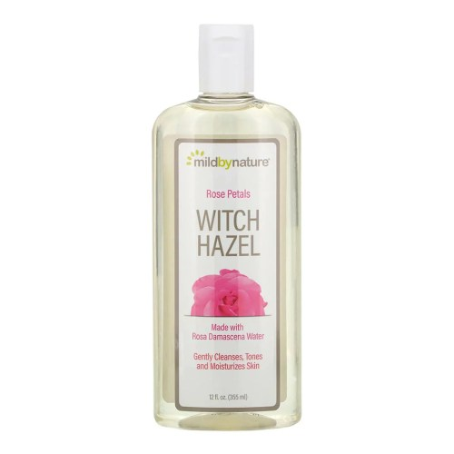 Mild By Nature, Witch Hazel, Rose Petal
