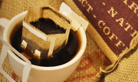 掛耳式濾泡咖啡 Drip coffee