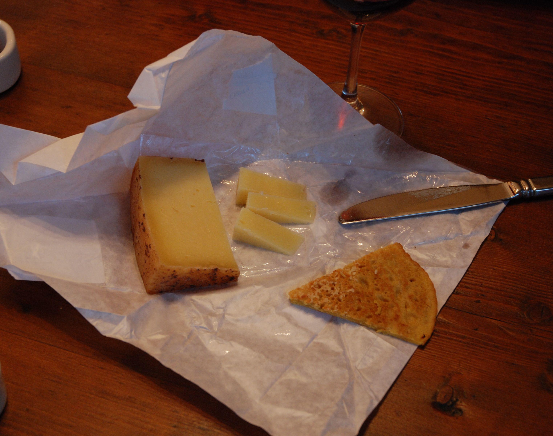 cheesecourse