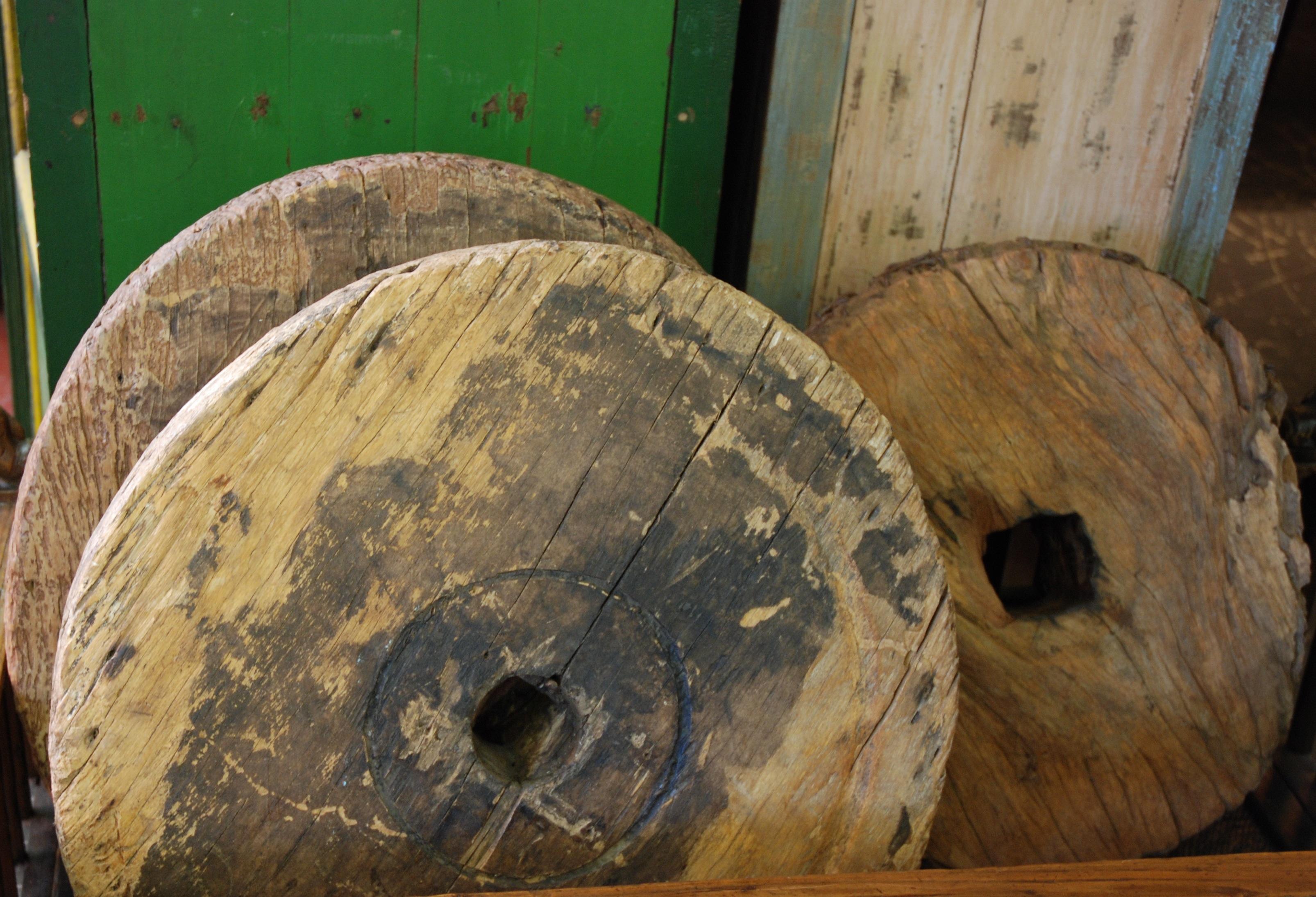 woodenwheels