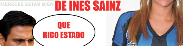 Gobierno le paga 139 mil pesos a Inés Sainz por conferencia