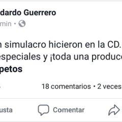 Ex diputado del PAN en Jalisco, se burla de victimas del sismo en CDMX