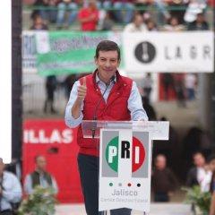 Fracasa campaña del PRI en Jalisco, dejan solo y desangelado a Miguel Castro y Meade