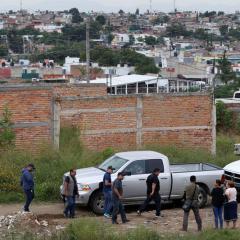 Jalisco en su momento más violento; suman 18 muertos en fosa en Tonalá