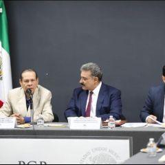 Carlos Lomelí y Claudia Delgadillo instalan Mesa ilegal de Seguridad en Jalisco