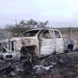 Ya van 21 los cuerpos calcinados encontrados en Tamaulipas