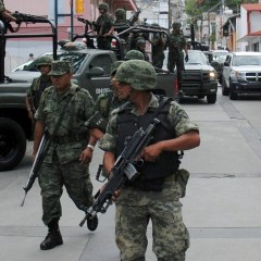 Guardia Civil ya no será tan civil sino más militar, anuncia AMLO