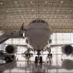 Renta del hangar del avión presidencial costará 417 mdp en 2019