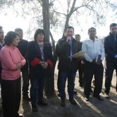 PABLO LEMUS PLANTEA RESTRICCIONES A ACCESOS AL BOSQUE DE LA PRIMAVERA