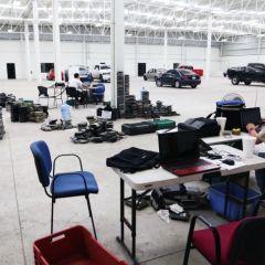 Inicia Fiscalía de Jalisco devolución de computadoras de auto robadas