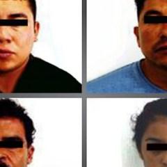 TRES INTEGRANTES DE LA GUARDIA NACIONAL Y UNA POLICÍA MILITAR SON DETENIDOS POR SECUESTRO