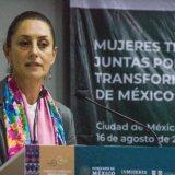 Actos vandálicos de marcha feminista no serán castigados: Claudia Sheinbaum
