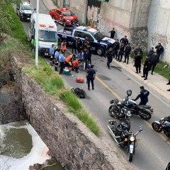 Policía de Tlajomulco fallece por atender un falso reporte