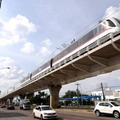 Pendientes por aclarar 315 MDP en obras de L3 de Tren Ligero