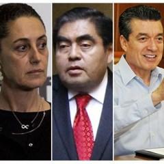 Gobierno Federal favorece a gobiernos estatales de MORENA con partidas presupuestales