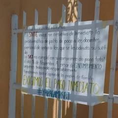 Maestros del SNTE anuncian paro de labores en Jalisco el Lunes 25 de Noviembre
