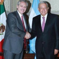 Promete AMLO ayudar a Argentina con su deuda