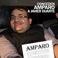 Conceden amparo a Javier Duarte por delito de peculado