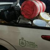 """Retiran a 52 """"apartalugares"""" de estacionamiento en Guadalajara"""