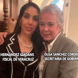 Fiscal de Veracruz admite nexos familiares con operadora de Los Zetas