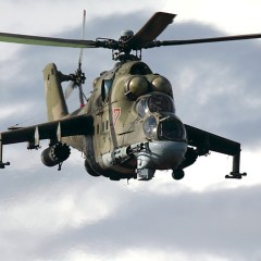 México analiza la compra de helicópteros militares a Rusia