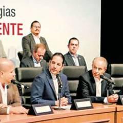 Buscarán gobernadores del Bajío formar bloque contra Coronavirus