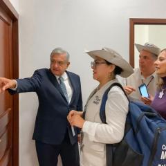 Busca MORENA que INEGI entre a domicilios para revisar el patrimonio